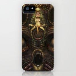 Ngen iPhone Case