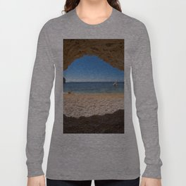 Out From Cave Long Sleeve T-shirt