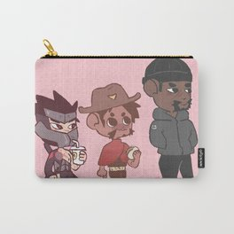the blackwatch boys get mcdonalds Carry-All Pouch