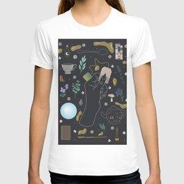 Tea Witch Starter Kit - Illustration T-shirt