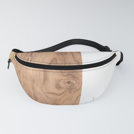 Wood Grain #575 Fanny Pack