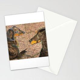 Dachshund - German Breed Stationery Cards