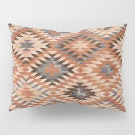 Arizona Southwestern Tribal Print Pillow Sham