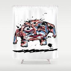 beautiful people 1 Shower Curtain
