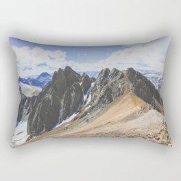 Yankee Boy Surroundings Rectangular Pillow