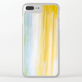 Indomitable Light 4 Clear iPhone Case