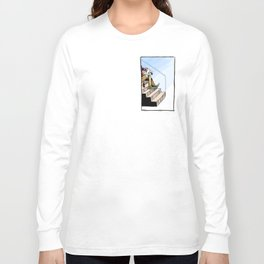 Beer on the Stoop Long Sleeve T-shirt