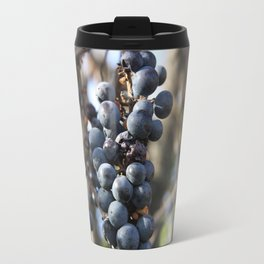 Wild Grapes Travel Mug