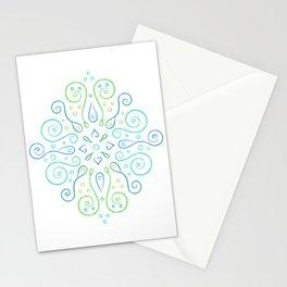 The Joy of Spring Mandala Stationery Cards