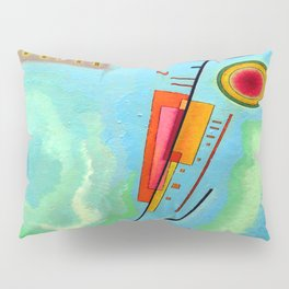 Wassily Kandinsky Luminosity Pillow Sham