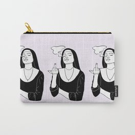 Nun of Your Business Carry-All Pouch