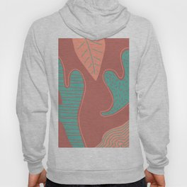 Vintage Floral Print art, interior, drawing, decor, design, bauhaus, abstract, decoration, home, gif Hoody
