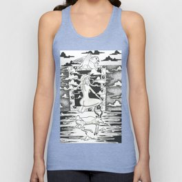 The Witching Hour Unisex Tank Top