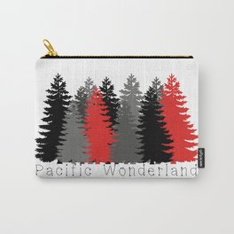Pacific Wonderland Carry-All Pouch