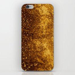 Decorated Ground iPhone Skin