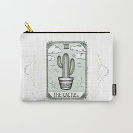 The Cactus Carry-All Pouch