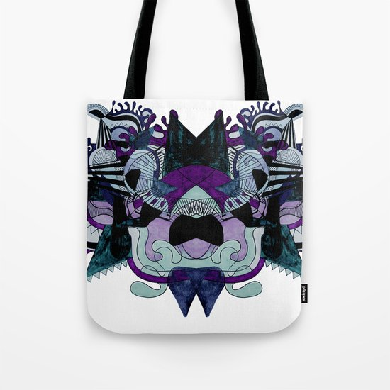 ILLUSTRATED DREAMS (CAN YOU SEE A BEAR? )3 Tote Bag