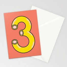 Macaroni 3 Stationery Cards