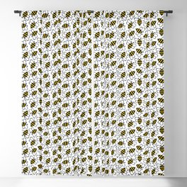 Sweet Bees Blackout Curtain