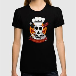 Chef For Life (Code Of Arms) T-shirt