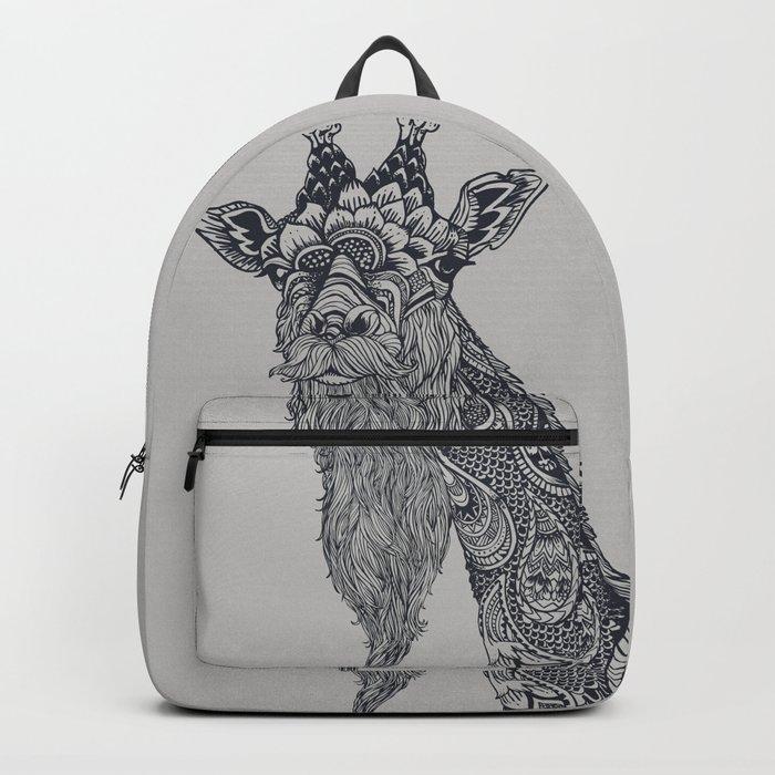 Giraffe Movember Backpack