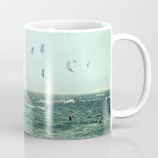 Summer dreams. Kite surf Mug