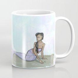Calm Mermaid Coffee Mug