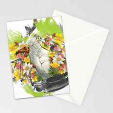 Terror Tropical 1 Stationery Cards