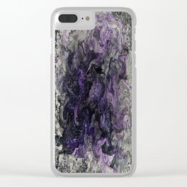 Forgotten Soul Clear iPhone Case