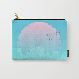 Between two waters Carry-All Pouch