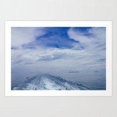 Koh Samui Journey 05 Art Print