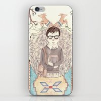 imagination iPhone & iPod Skins featuring Imagination by Brooke Weeber