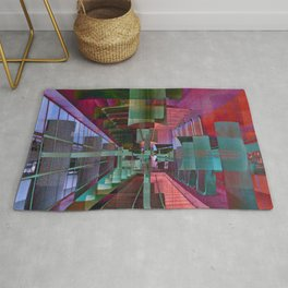 MAGIC CITY LINES Rug