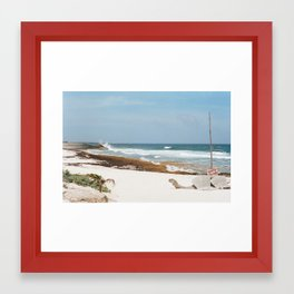mexico 3 Framed Art Print