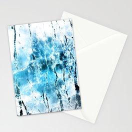 Diamond Dust Stationery Cards