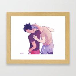 Bokuroo  Framed Art Print