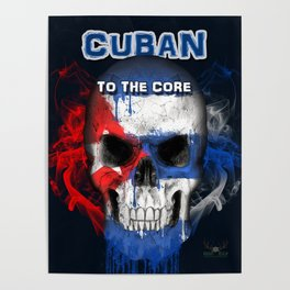 To The Core Collection: Cuba Poster
