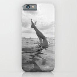 Ocean Dive iPhone Case
