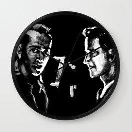 Nic & Gary Wall Clock