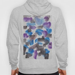 12 | 1903019 Watercolour Abstract Painting Hoody
