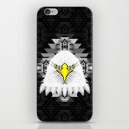 Geometric Eagle iPhone Skin