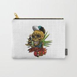 skull skate Carry-All Pouch