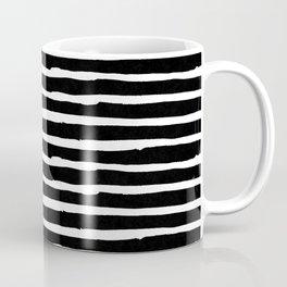 Hand Drawn Stripes Coffee Mug