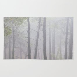 """""""Deep forest"""". looking for the sun .... Rug"""
