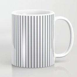 Sharkskin Stripes Coffee Mug