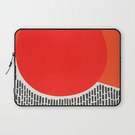 Sunshine And Rain Abstract Laptop Sleeve