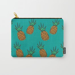 Aesthetics: abstract pattern - pineapples Carry-All Pouch