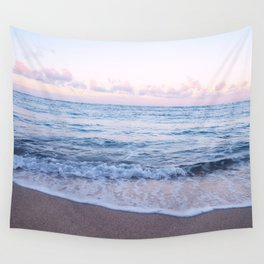 Ocean Morning Wall Tapestry