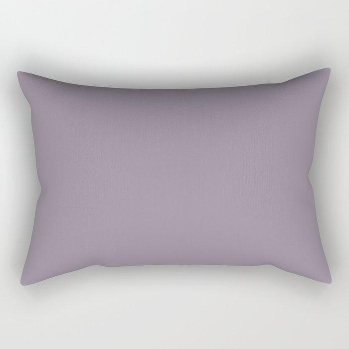 Purple Ash Rectangular Pillow