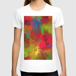 colorful design for you -100- T-shirt